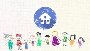 """1° classificato: Crescere nel Social Housing"""" width="""